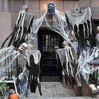 50+ Hanging ghost halloween decorations trends