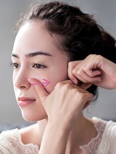 beauty tips for face tips are offered on our web pages. Have a look and you wont be sorry you did. Beauty Care, Beauty Makeup, Beauty Hacks, Hair Beauty, Beauty Ideas, Beauty Skin, Yoga Facial, Face Yoga, Facial Muscles