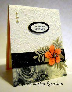 CC574 DT Sample- Karen's card