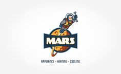 An out of this world logo design for an appliance repair and HVAC business in Tennessee. - NJ Advertising Agency, NJ Ad Agency, NJ Truck Wrap Design, NJ Logo Design, HVAC Logo Design, HVAC Logo | Graphic D-Signs, Inc. #logo #branding #brand #logos #bestlogos #bestbranding #advertising #design #graphicdesign #brands #hvacbrand #hvacbands #hvaclogo #hvaclogodesign