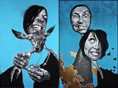 Amazing Murals by Stamatis Laskos