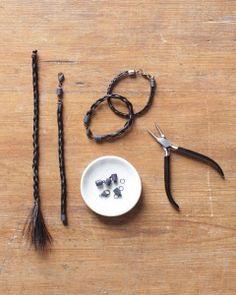Horsehair bracelet tutorial horse diy pinterest horse hair bracelet ht 009 mld109397g solutioingenieria Images