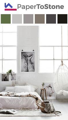 Rustic Minimalist Home Office minimalist living room cozy inspiration.Industrial Minimalist Bedroom Rugs minimalist home design shades. Interior Design Guide, Interior Design Minimalist, Bohemian Interior Design, Minimalist Bedroom, Minimalist Decor, Home Design, Design Ideas, Minimalist Living, Design Trends