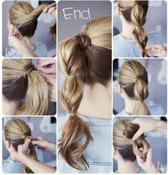 Admirable Coiffures Back To And Wavy Hairstyles On Pinterest Hairstyles For Men Maxibearus