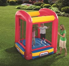 Little Tikes Bounce House Trampoline | ToyCorridor