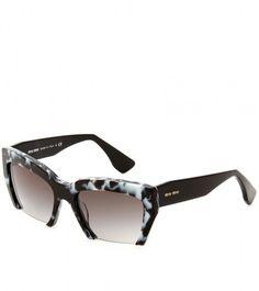 35dc11bb3d90 Women s Black Geometric Sunglasses