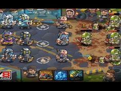 Elite Squad 2 HARD Arena 2 Full Victory Walkthrough gameplay (TD game)