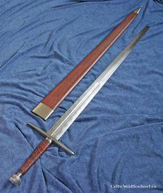 Hand-and-a-half sword Oakeshott type XIIIa