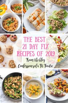 The Best 21 Day Fix Recipes of 2019 – Confessions of a Fit F… – Clean Eating 21 Day Fix Desserts, 21 Day Fix Snacks, 21 Day Fix Diet, 21 Day Fix Meal Plan, Clean Dinner Recipes, Clean Dinners, Dinner Healthy, Superfood, 21 Day Fix Breakfast