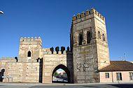 Avila Madrigal de las Altas Torres Murallas