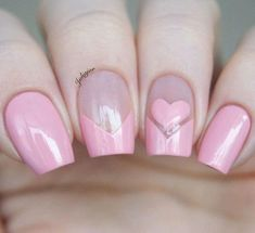Try this for a simple, girly look.