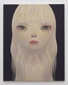 HIdeaki Kawashima is one of our favorite contemporary Japanese artists, and the fact that Kawashima studied under the great Yoshitomo Nara just makes us like the artist even more.