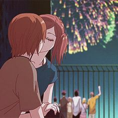 GIF discovered by L. Discover (and save!) your own images and videos on We Heart It Lovely Complex 😍 😍 Risa x Otani. Still my favorite couple and anime Lovely Complex Anime, Koizumi Risa, Blue Springs Ride, Mecha Anime, Anime Nerd, Anime Love Couple, Arte Disney, Cute Beauty, Shoujo