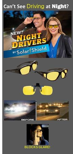 e3509857b5 14 Best Night Drivers by Solar Shield images