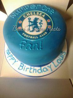 Chelsea cake