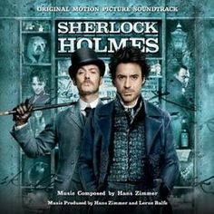 Sherlock Holmes theme by Hans Zimmer - http://www.youtube.com/watch?v=sfrN12pI3jk