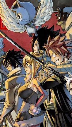 To All The Anime Fan's. Welcome to My Anime For Life. We will be posting top Anime content which will keep you entertained and up to date with the Anime Univ. Fairy Tail Nalu, Fairy Tail Meredy, Fairy Tail Loki, Art Fairy Tail, Fairy Tail Symbol, Fairy Tail Happy, Fairy Tail Photos, Image Fairy Tail, Fairy Tail Gray