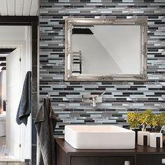 Decorative Accent Ceramic Wall Tile Amazing Snow Illusion 258 Inx 12 Inceramic Decorative Accent Wall Decorating Design