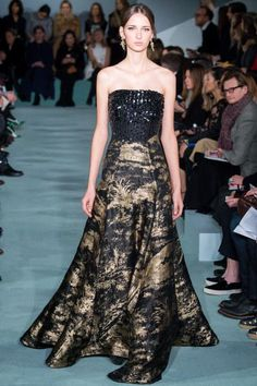 See every look from the Oscar de la Renta Fall 2016 fashion show