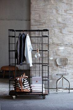 House Doctor Wagon klädställning | Artilleriet | Inredning Göteborg