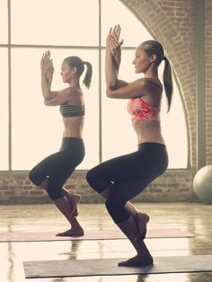 Long day after work it's time to release your tense - #yoga time! #sweatitout #TogandPorter