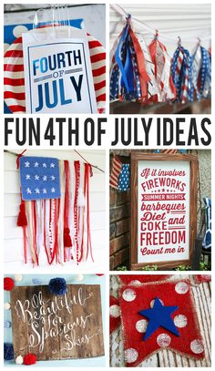 Fun 4th of July Idea