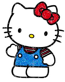 Hello kitty imagenes animadas