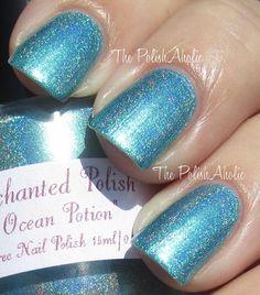 Enchanted Polish Ocean Potion!!!!
