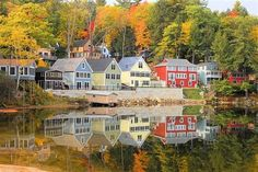 Where to see the best fall foliage - Itineraries
