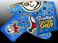 SCOTTY-CAMERON-CUSTOM-SHOP-HEADCOVER-2015-JACKPOT-JOHNNY-BLUE-BLADE