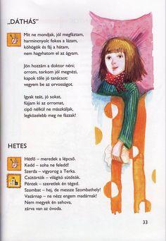 Albumarchívum Album, Stories For Kids, Ronald Mcdonald, Kindergarten, Poems, Language, Education, School, Fictional Characters