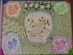 Sharalarelli mosaic