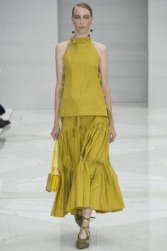 Salvatore Ferragamo Spring 2016 Ready-to-Wear Fashion Show - Chiara Mazzoleni