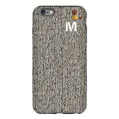 Cute Bright Bird iPhone Plus 6 Tough Case #woolly #bird #case