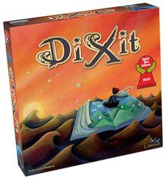 Dixit est un jeu de société qui vous emmène dans un monde onirique où de douces illustrations vous serviront d'inspiration pour de belles envolées poétiques.