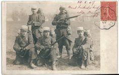 Contribution de Madame Monnié Annick, AD76 - Groupe de soldats armés, 1num0279