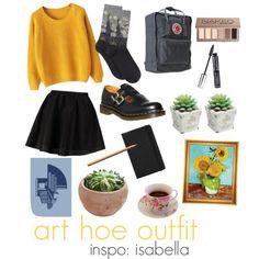 Image via We Heart It #fashion #kanken #arthoe