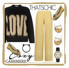 ThatsChic! by amisha73 on Polyvore featuring moda, Givenchy, Missoni, Propét and Kate Spade