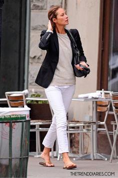 Christy Turlington http://www.thetrenddiaries.com/2012/05/christy-turlington-out-in-tribeca-new.html #christyturlington #model