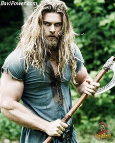 The Viking Berserkers.   In English, we have the word