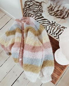 Pulls, Knitted Hats, Knitwear, Knit Crochet, Sweaters, Cardigans, Diy Crafts, Embroidery, Boho