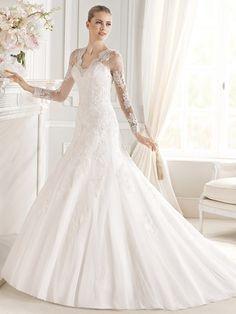 Brautkleider von Top-Marken | miss solution Bildergalerie - Evita by LA SPOSA