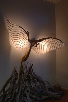 Driftwood Chandelier from Cameron Mathieson
