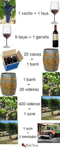 Matemática do vinho