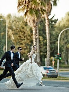 Victoria KyriaKides Wedding Dress | Bridal Musings Wedding Blog