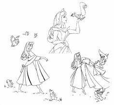 Disney Coloring Pages Kids Printables