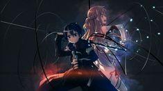 Kitrito & Asuna - By Wallpaper Abyss