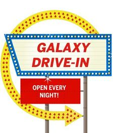 drive in movies signs - Google Search