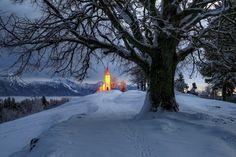 500px / Photo Christmas all around by Janez Tolar