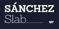 Font dňa – Sanchez Slab (od 0€) - https://detepe.sk/font-dna-sanchez-slab-0e/